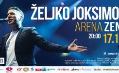 ŽELJKO JOKSIMOVIĆ @Arena Zenica