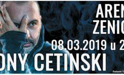 Tony Cetinski dolazi u Zenicu