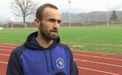 Amel Tuka počeo pripreme za narednu sezonu