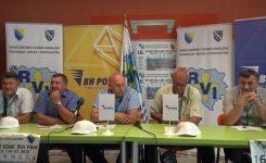 Ovog vikenda Zenica domaćin 16. Sportskih igara RVI FBiH